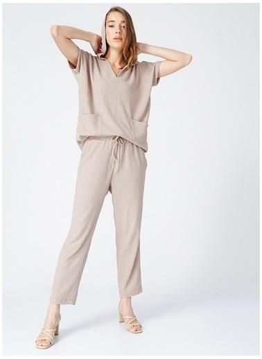Fabrika Comfort Fabrika Comfort Pantolon Vizon